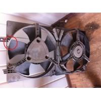 Вентилятор радиатора в сборе для Chery Amulet