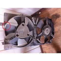 Вентилятор радиатора в сборе для Chery Amulet купить в омске - Авторазбор Левша