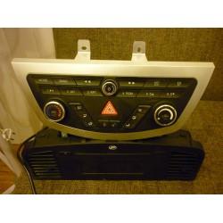 Климатконтроль + аудиосистема Lifan Solano New