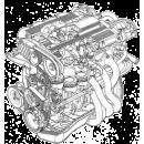 Двигатель и топливная система