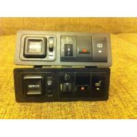 Кнопки управления Geely MK / CROSS