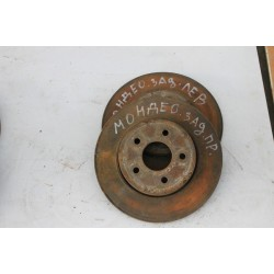 Диск тормозной задний Ford Mondeo 3