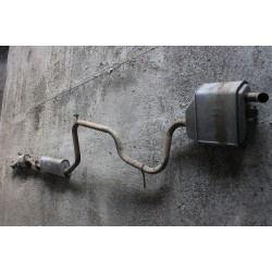 Выхлопная система, глушитель Ford Mondeo 3